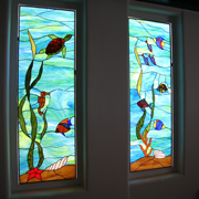 Las Gaviotas Stained Glass Artist
